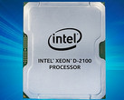 Intel Xeon D-2100 processor (Source: Intel Newsroom)