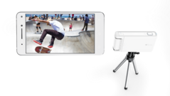 Lenovo Mirage Camera. (Source: Lenovo)