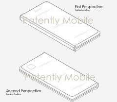 Samsung patent details expandable slide-out display device