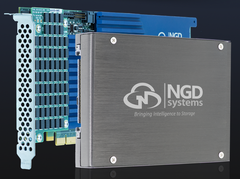 The new Catalina 2 SSDs come in 2.5-inch and add-in-card form-factors. (Source: NGD)