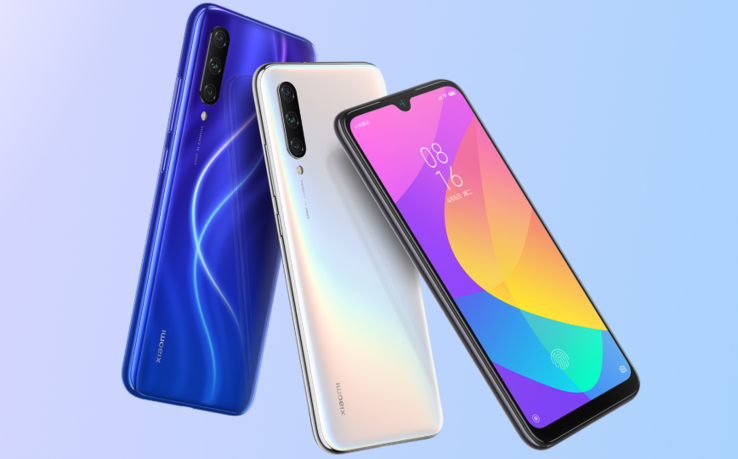 The Mi CC9e has received Android 10 and MIUI 12 with its latest software update. (Image source: Xiaomi)