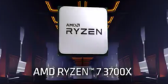 The Ryzen 7 3700X is part of the Matisse series of chips. (Image source: AMD)