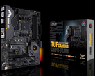 The Asus TUF Gaming X570-Plus and AMD's Ryzen 5 3600 are clearly a good match. (Image source: Asus)