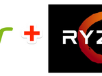 Logos via Acer and AMD