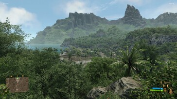 ...vs. the original Crysis at max settings (1440p)