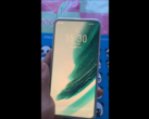 Could this be an upcoming under-display camera phone? (Source: YouTube)