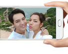 The Oppo F3 Plus' selfie cameras in action. (Source: Oppo)