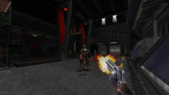 3D Realms has released Ion Maiden, a new FPS which greatly resembles classic shooters such as Duke Nukem. (Source: 3D Realms)