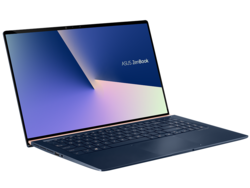 The Asus ZenBook 15 UX533FD with i7 CPU and Nvidia GPU