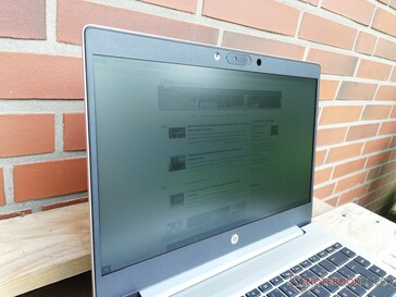 HP ProBook 445 G7 - Outdoor use