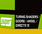 The GeForce GTX 1650 SUPER; a re-badged GTX 1650 Ti? (Image source: Videocardz)