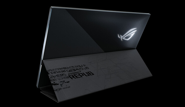 Foldable smart cover. (Image source: Asus)