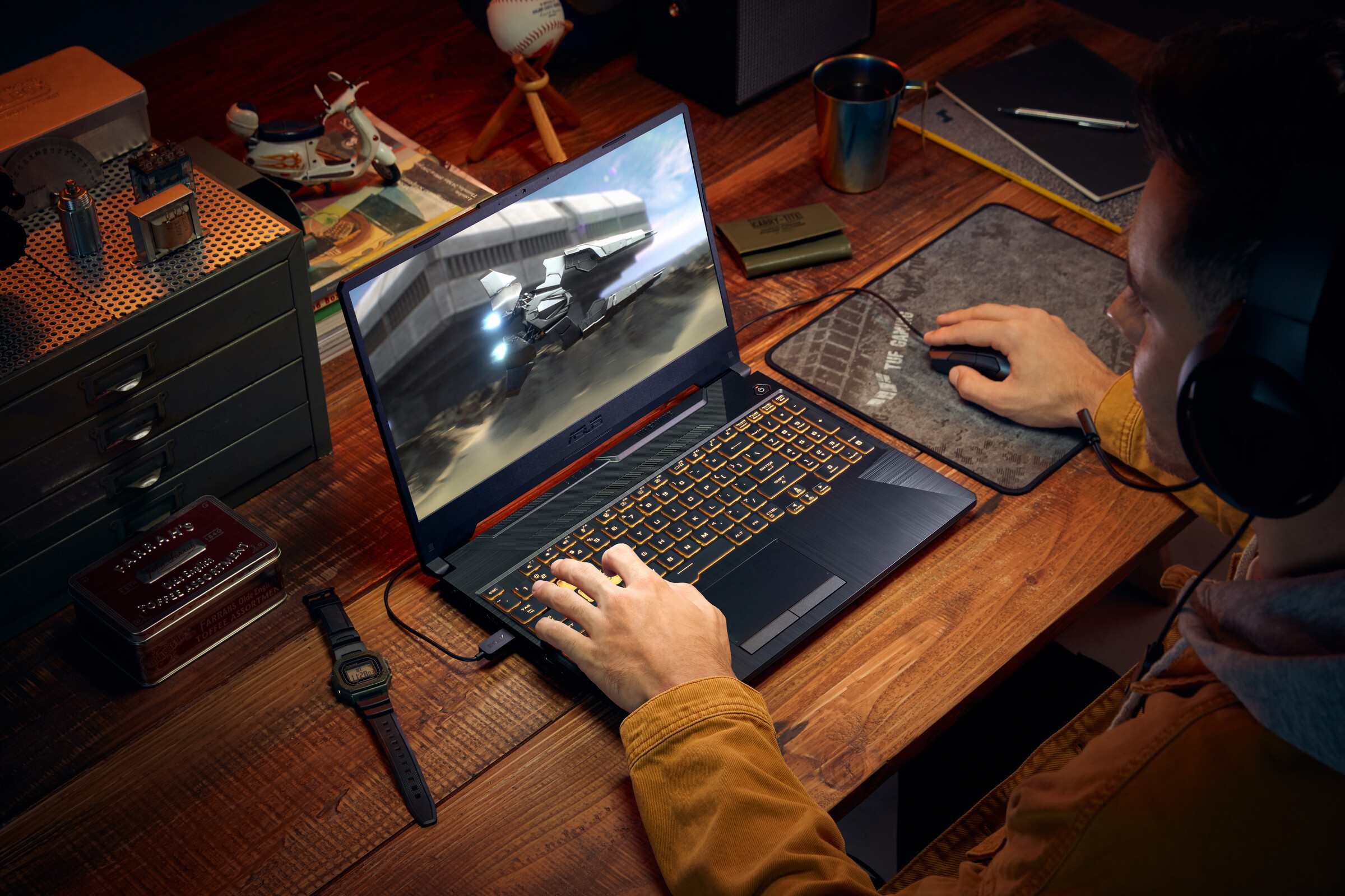 Asus TUF Gaming F15 and F17 gaming laptops launched with an Intel Core i9-11900H processor, 240Hz screen, and more - NotebookCheck.net News