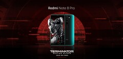 Redmi has partnered with the Terminator franchise for a special Spanish event. (Source: Redmi)