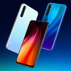 The Redmi Note 8 Pro, not to be confused with the Mi Note 10 Pro. (Image source: Gizmochina)