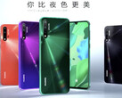 The Huawei Nova 5 has been released in China. (Source: Huawei)