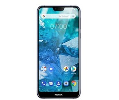 The Nokia 7.1. (Source: Amazon)