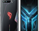 The Asus ROG Phone 3's design is largely unchanged from its predecessor. (Image Source: Evan Blass)
