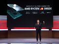 AMD launched the Ryzen 9 3950X 16C/32T CPU at E3 2019. (Source: AMD E3 2019 keynote)