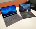 The ARM-based Galaxy Book S and Surface Pro X prove to make excellent competition for Apple's popular MacBook Air. (Source: Notebookcheck)