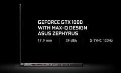 """39 dBA"" is quite the lofty goal for the super-thin Asus Zephyrus"