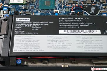 Lenovo ThinkPad X1 Extreme (i7, 4K-HDR, GTX 1050 Ti Max-Q