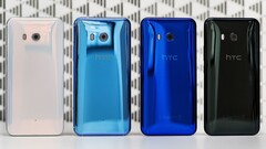 The HTC U11. (Source: YouTube)