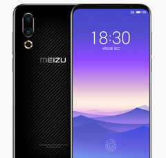 The Meizu 16Xs. (Source: Meizu)