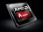The 35 W Bristol Ridge APUs only have their CPU / GPU clocks reduced compared to the 65 W models. (Source: AMD)