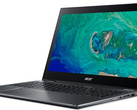 Acer now shipping Spin 5 convertible with Kaby Lake-R and new aluminum design (Source: Acer)