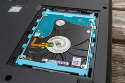 Space for a 2.5-inch HDD