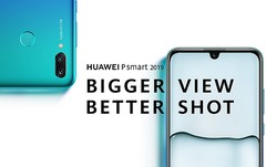 Huawei P Smart 2019 now official with Kirin 710 and notched display (Source: Huawei UK)