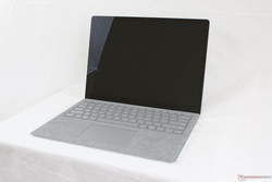 In review: Microsoft Surface Laptop (i7-7660U)