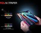 TCL's NXTPAPER is touted as a revolution in paper-style panels. (Source: TCL)
