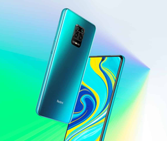 The MIUI 12 update has reached stable status for the global version of the Redmi Note 9S. (Image source: Xiaomi)
