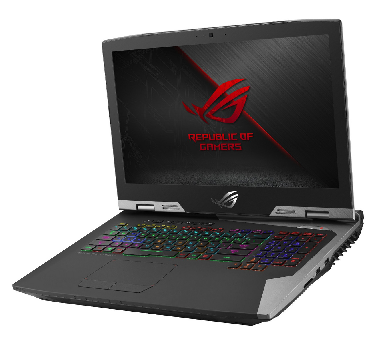 Asus Launches The Impressive 17 Inch Rog G703 Gaming
