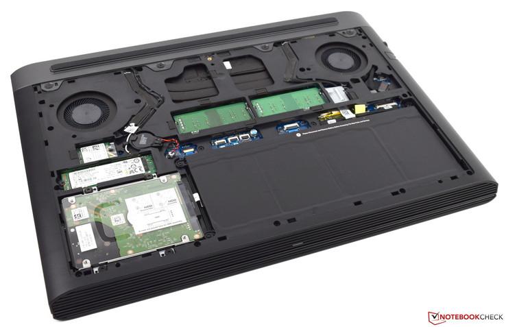 ca78114b5bc Dell G5 15 5587 (i5-8300H, GTX 1060 Max-Q, SSD, IPS) Laptop Review ...