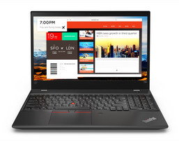 ThinkPad T580: Performance boost with the MX150 and Quad-Core CPUs
