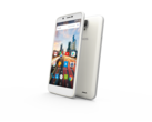 The new Archos 55 Helium is a cheap phone with a big screen.