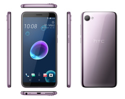 The HTC Desire 12 - review device provided courtesy of: HTC Germany.