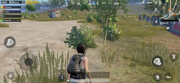 PUBG Mobile, lowest settings