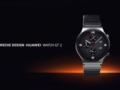 The Watch GT 2 Porsche Design. (Source: YouTube)