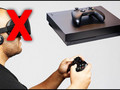 VR/MR on the Xbox One consoles is still a distant dream. (Source: MBG / YouTube)
