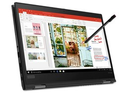 In review: Lenovo ThinkPad X13 Yoga. Test device provided by: