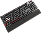 MSI's vigor GK80 is a fully RGB-backlit keyboard. (Source: MSI)