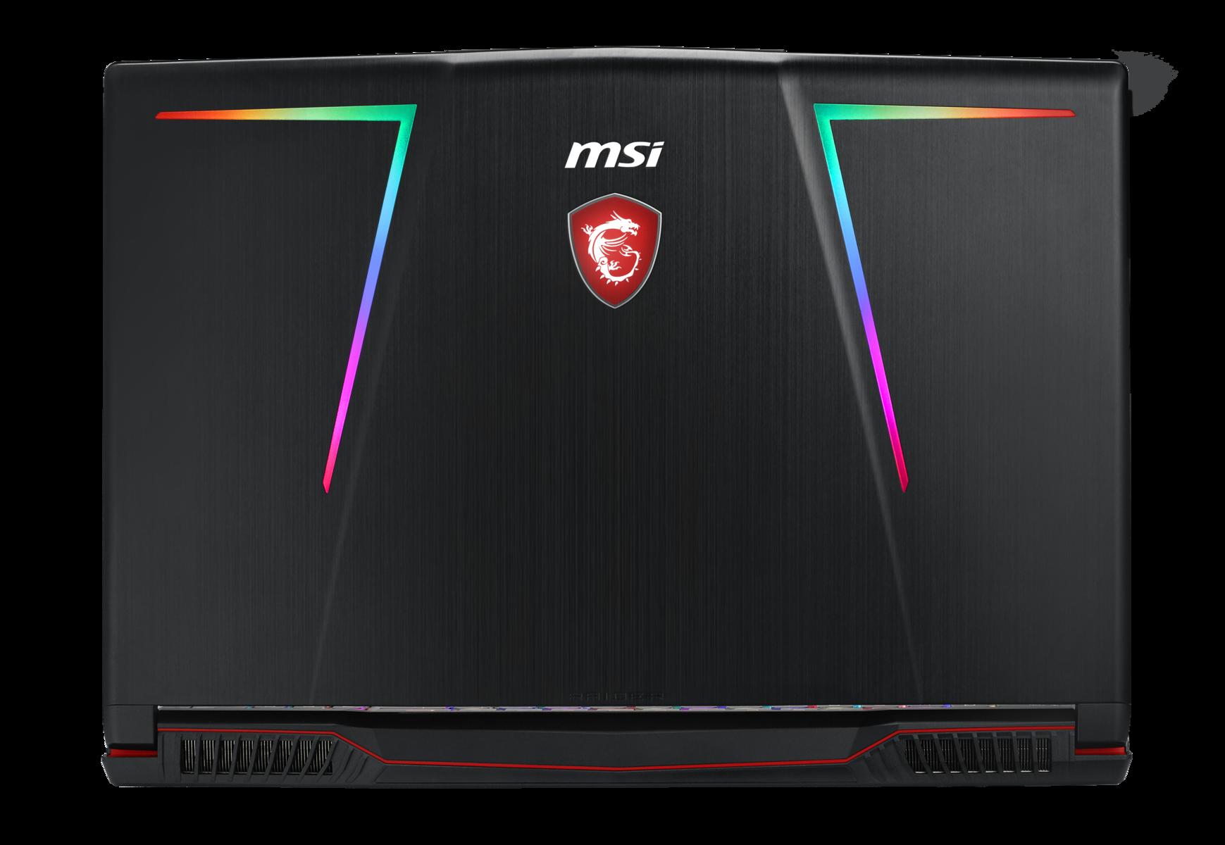 MSI's latest GE75/63 Raider gaming laptops combine unique