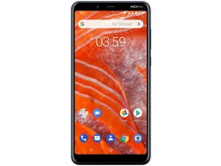 In review: Nokia 3.1 Plus. Review unit courtesy of notebooksbilliger.de