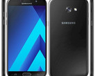 Samsung Galaxy A7 (2017) Android smartphone shows up with Nougat on board