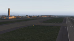 XPlane 11 KSEA airport. (Source: Own)