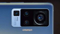 "A close-up of the ""gimbal"" camera in the Vivo X50 Pro. (Image source: Vivo)"